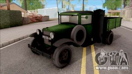 GAZ-42 1940 para GTA San Andreas