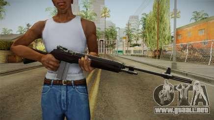 M-14 Rifle para GTA San Andreas