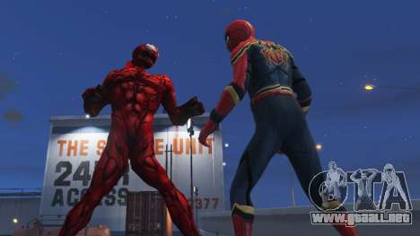 GTA 5 Carnage (Marvel Future Fight) [ADD-ON] 2.0 tercera captura de pantalla