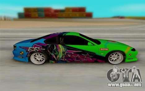 Nissan Silvia para GTA San Andreas left