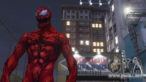GTA 5 Carnage (Marvel Future Fight) [ADD-ON] 2.0