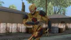 Injustice 2 - Reverse Flash v4 para GTA San Andreas