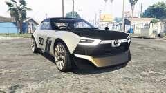 Nissan IDx Nismo concept [replace] para GTA 5