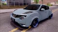 Nissan Juke Nismo RS 2014 Rocket BOUNNY Custom para GTA San Andreas