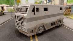 GTA EFLC HVY Brickade para GTA San Andreas