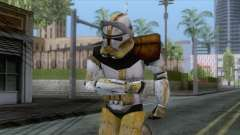 Star Wars JKA - Commander Bly Skin para GTA San Andreas