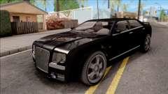 GTA IV Schyster PMP 600 IVF para GTA San Andreas