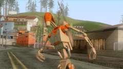 Star Wars - Droid Engineer Skin v2 para GTA San Andreas