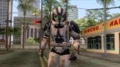 Star Wars JKA - 501st Legion Skin v2 para GTA San Andreas