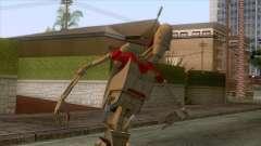 Star Wars - Droid Security Skin para GTA San Andreas