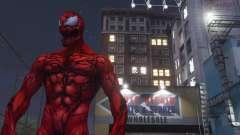 Carnage (Marvel Future Fight) [ADD-ON] 2.0 para GTA 5