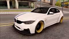 BMW M4 LB Walk para GTA San Andreas
