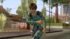 Rebecca Chambers Skin v1 para GTA San Andreas
