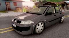 Renault Megane Authentique para GTA San Andreas