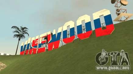 Slovakia Vinewood para GTA San Andreas