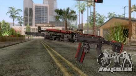 AK-117 Assault Rifle para GTA San Andreas
