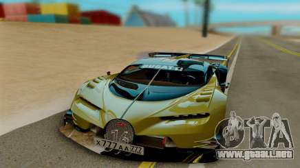 Bugatti Vision G para GTA San Andreas