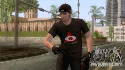 SecuroServ Skin 2 para GTA San Andreas