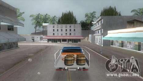 Iveco Daily Mk4 para GTA Vice City