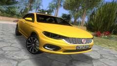 2016 Fiat Tipo para GTA Vice City