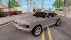 Ford Mustang Fastback 1968 para GTA San Andreas