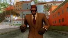 Team Fortress 2 - Spy Skin v2 para GTA San Andreas