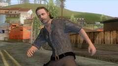 The Walking Dead - Rick Grimes para GTA San Andreas