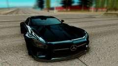 Mercedes AMG GTR para GTA San Andreas