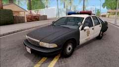 Chevrolet Caprice 1991 R.P.D. para GTA San Andreas
