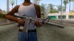 Colt Commando Carbine para GTA San Andreas