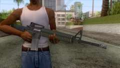 AMR-16 Assault Rifle para GTA San Andreas
