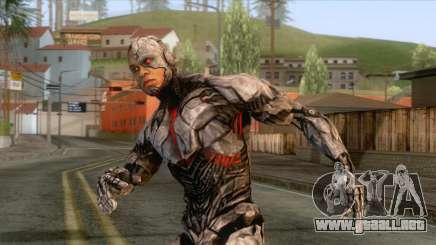 Injustice 2 - Cyborg para GTA San Andreas