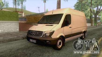 Mercedes-Benz Sprinter 2017 para GTA San Andreas