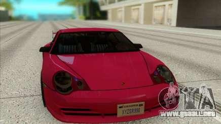 Porsche 911 GT3 para GTA San Andreas