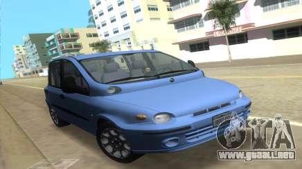 Fiat Multipla para GTA Vice City