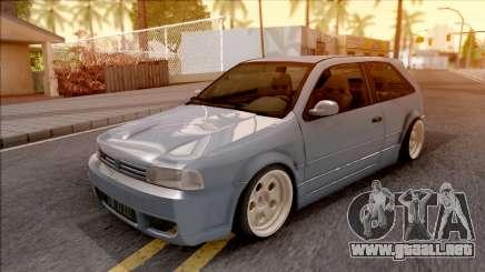 Volkswagen Gol GTI R32 para GTA San Andreas
