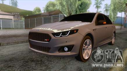 Ford Falcon 2018 KSA Dirft Edition para GTA San Andreas