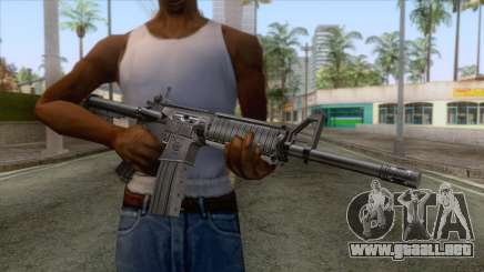 Colt Commando Carbine para GTA San Andreas