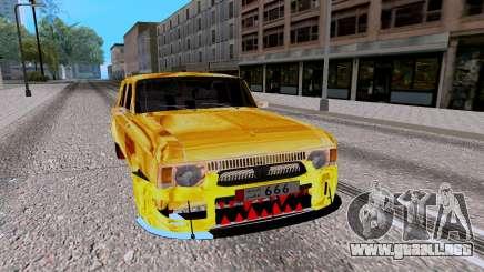 Moskvich 412 Brillante Depredador para GTA San Andreas