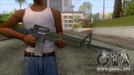 AMR-16 Assault Rifle para GTA San Andreas