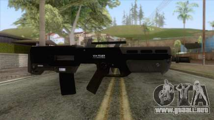 GTA 5 - Advanced Rifle para GTA San Andreas