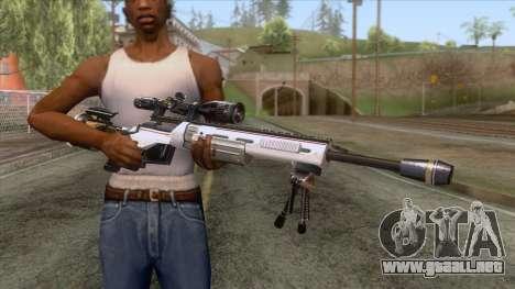 XM2010 Master Edition para GTA San Andreas tercera pantalla
