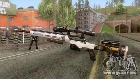 XM2010 Master Edition para GTA San Andreas segunda pantalla