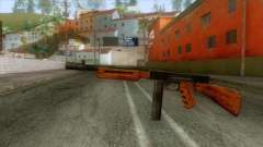 Volstead SMG Rifle para GTA San Andreas