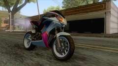 Kawasaki Ninja para GTA San Andreas