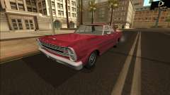 Ford Galaxie 500 De 1967 Beta para GTA San Andreas