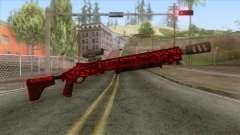 The Doomsday Heist - Pump Shotgun v1 para GTA San Andreas