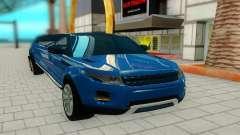 Range Rover 6x6 para GTA San Andreas