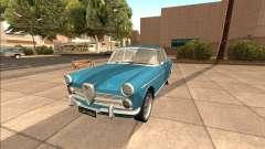 Alfa Romeo FNM 2000 JK 1960 para GTA San Andreas