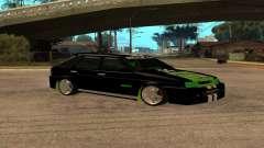 VAZ 2109 Deriva estilo para GTA San Andreas